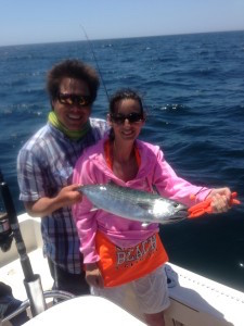 Bonito Fishing Topsail Beach