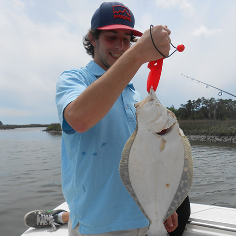 Topsail beach fishing charters pro fish nc charters for Topsail beach fishing report